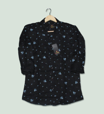 Printed Black Shirts - Buy Black Shirts Online at Best Prices In India